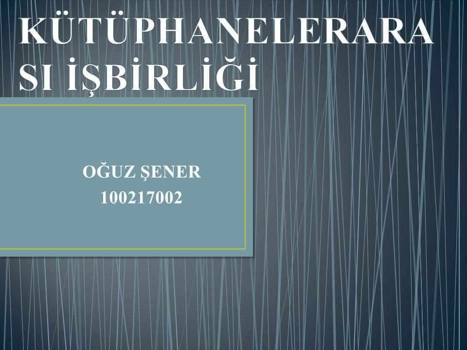 OĞUZ ŞENER 100217002