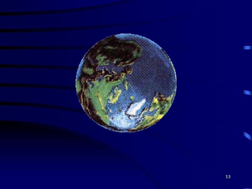 12 Ay, Dünyamızla birlikte dönerken, Güneşten aldığı ışığa göre görünüşü değişir.