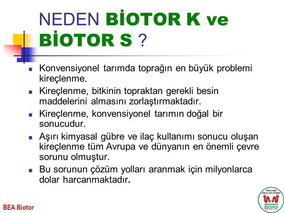 RUHSAT VE SERTİFİKALAR BEA Biotor