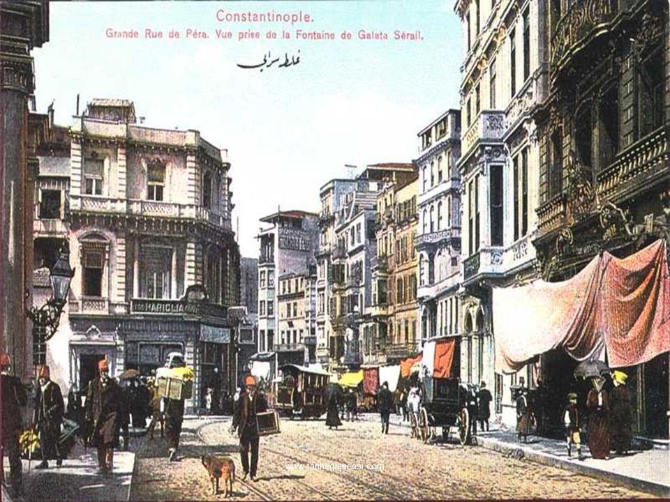Yeni Hayat Tarzı ► Klasik dönemde Osmanlıların saray, şehir, köy ve göçebelerdeki gündelik hayat tarzları daha önce anlatılmıştı. XIX. Yüzyılda, İstan