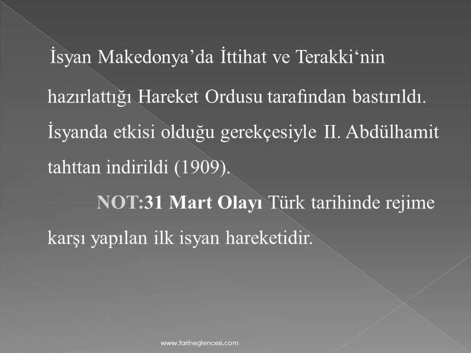 Osmanlı Devleti halkı örgütleyerek savaşta başarılar kazandıysa da Balkan Savaşı'nın başlaması üzerine İtalya ile Ouchy (Uşi) Ant- laşmasını imzalamak zorunda kalmıştır.