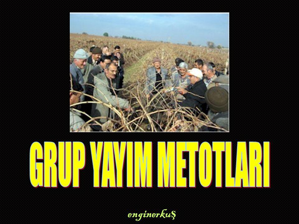 Çiftçi Toplantılarının Planlanması Toplantının Gündemi Katılımcı Grup Toplantının Zamanı Toplantı Yeri İçeriksel Hazırlık Toplantının Duyurulması enginerku ş