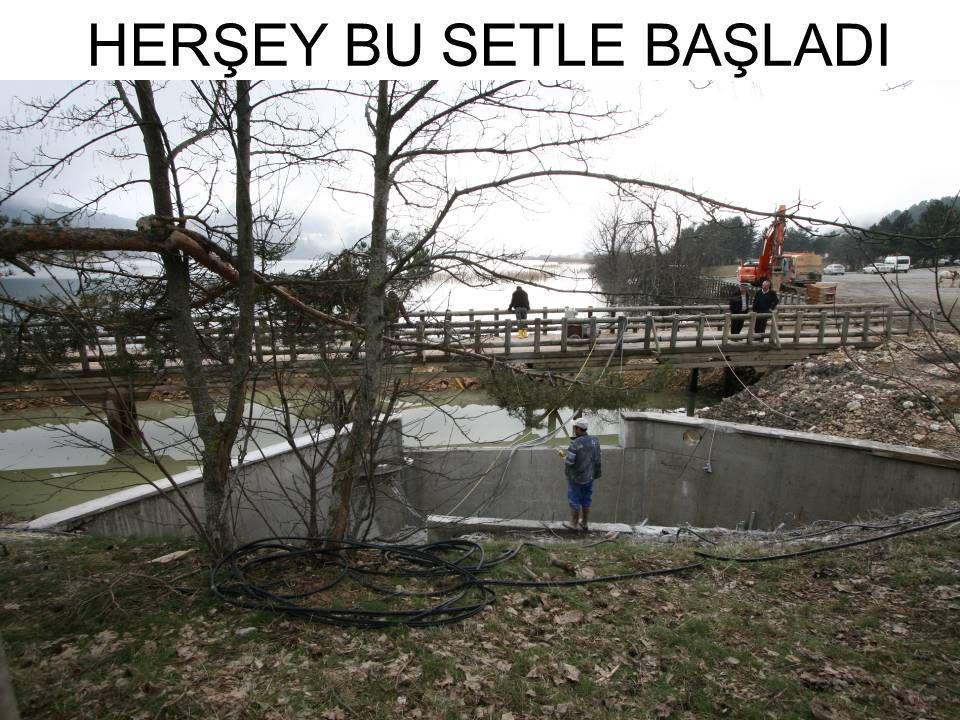 HERŞEY BU SETLE BAŞLADI