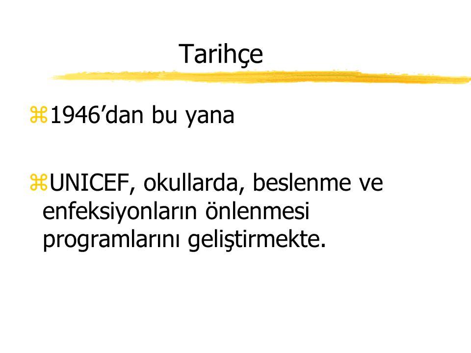 """Tarihçe z1936- 3017 numaralı """"Sağlık Bakanlığı'nın Organizasyonu ve Vatandaşlar Kanunu: Okul sağlık hizmetleri devletin sorumluluğunda"""