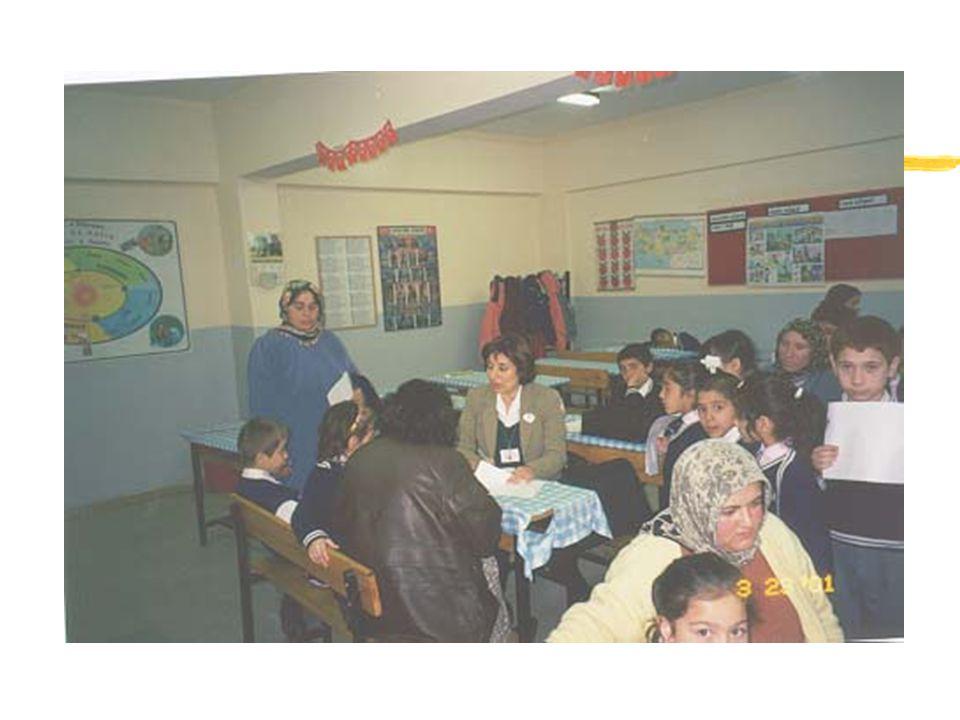 Okul temelli sağlık hizmet projesi 1999-2004, İstanbul