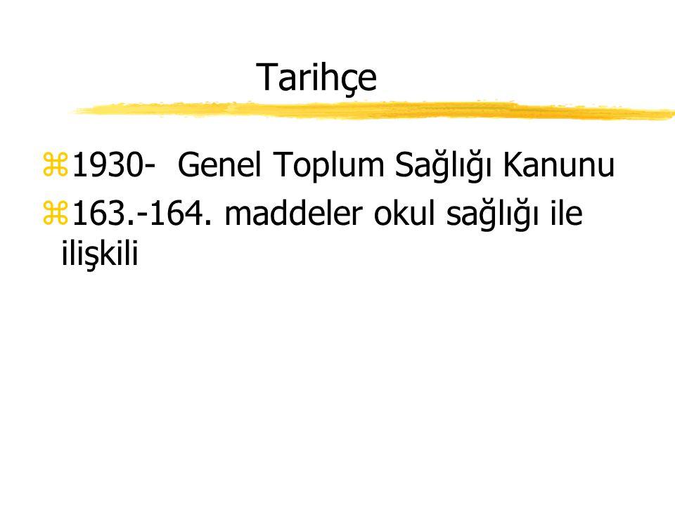 Tarihçe z 1917- Osmanlı Devleti, Eğitim Bakanlığı z Tıbbi Muayene Kartı z Savaş yılları nedeniyle kullanılamamış.