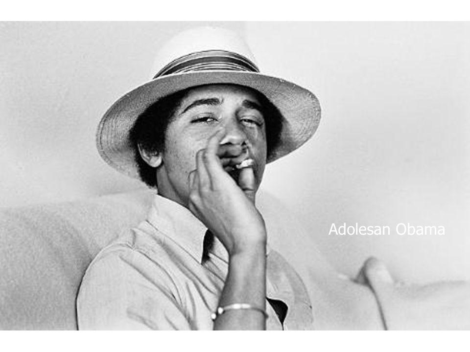 Adolesan Obama