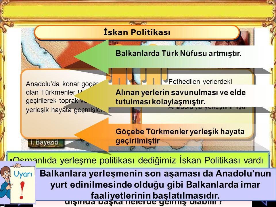 Çizimlere bakarak Osmanlının Balkanlara geçtiği Sırada hangi devletler olduğunu söyleyiniz. Balkanlardaki bu karışık durumda Bizans İmparatoru Kantaku