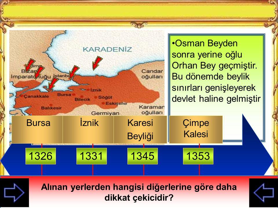 Ertuğrul Bey'den aldığı Aşireti Beylik haline getirerek 1299 'da Osmanlı Devletinin kurucusu olmuştur. Yaptığı fetihlerle Osmanlı sınırlarını genişlet