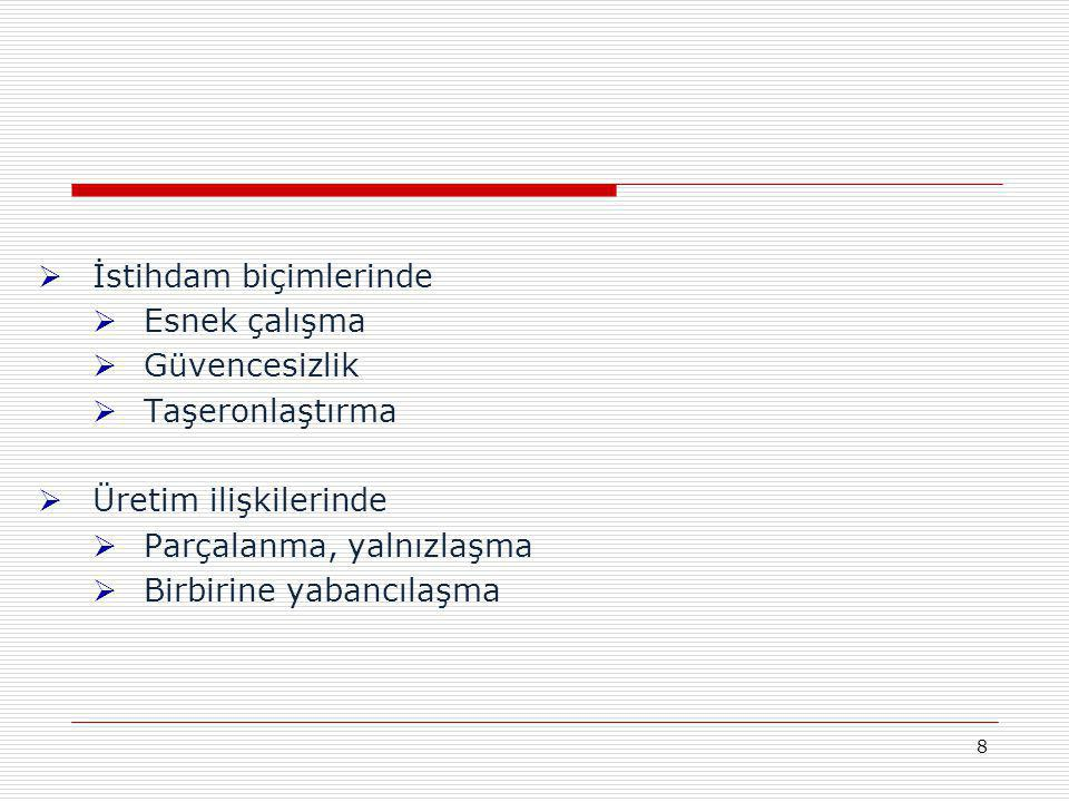 19 Özel Hekimlik Ücretlendirme ve çalışma biçimleri; herhangi bir düzenleyici kriter olmaksızın piyasa koşullarında belirlenmekte, farklı ücretlendirme modelleri Sabit maaş=fiks ücret (İstanbul'da ortalama ayda 5000–8.000 TL iken giderek düşmektedir) Sabit maaş + hakkediş Sadece hakkediş (müdahale, ameliyat vd.