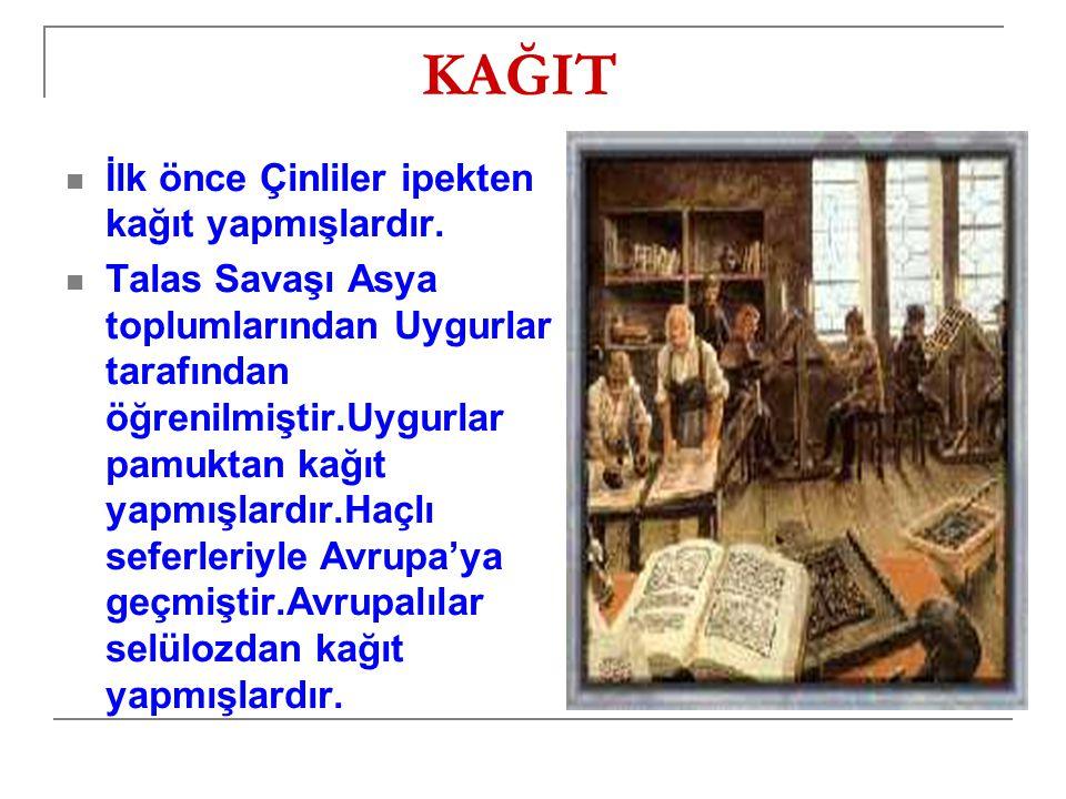 OSMANLI DEVLETİ'NİN KEŞİFLERE KATILMAMA NEDENLERİ: İpek ve Baharat yollarının Osmanlıların denetiminde olması.