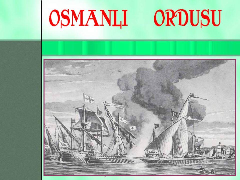 4 Karesioğulları Beyliğinin Orhan Bey döneminde egemenlik altına alınmasıyla ilk kez donanma sahibi olundu.