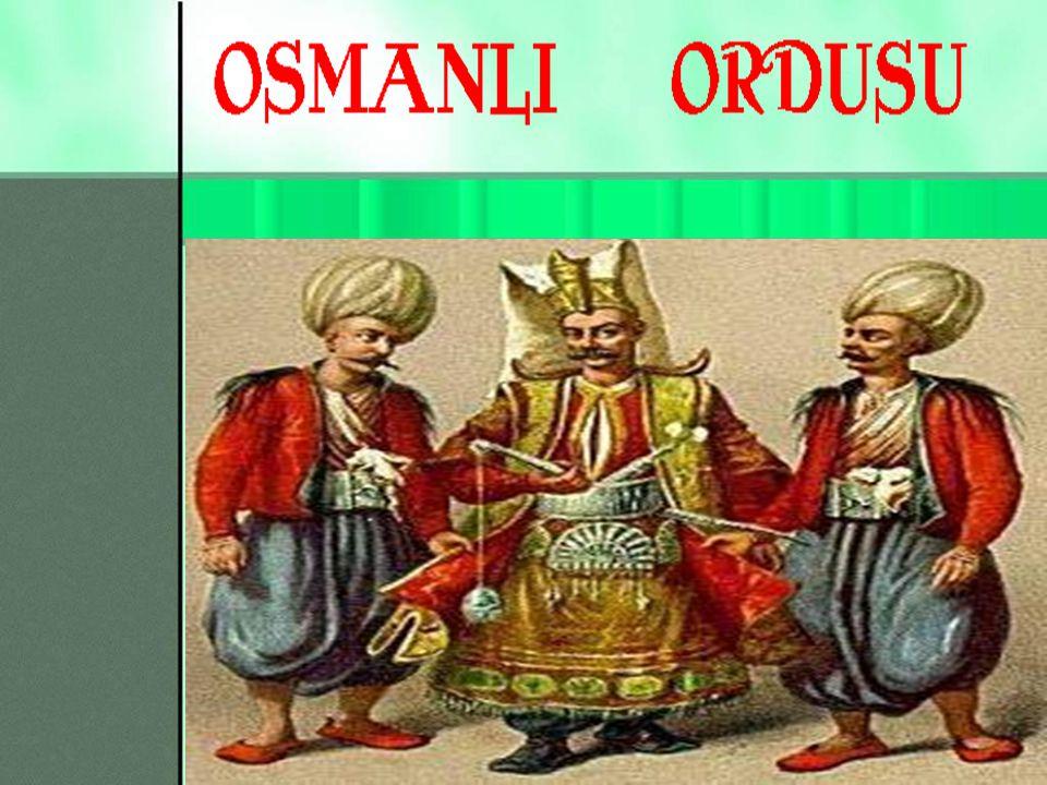 5 16.yy.da Osmanlıların sahip olduğu kara ve deniz kuvvetleri dünyanın en büyük askeri güçleri haline geldi.