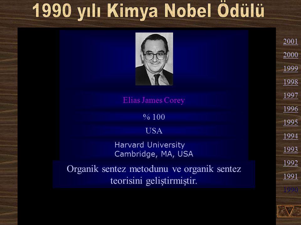Richard R. Ernst : 1933'te Winterhur'da (İsviçre) doğdu. Lisede okurken kimyaya özellikle de kimyasal reaksiyonlara ilgi duymaya başladı. Liseden sonr