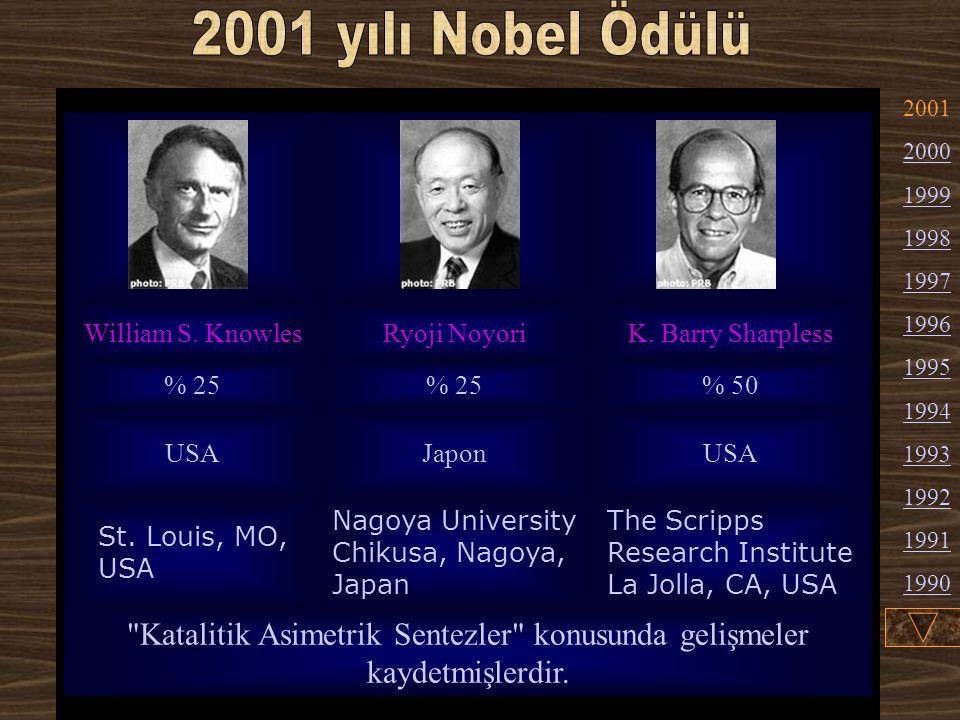 1990'dan günümüze kadar Nobel Ödülü alan kimyacıların özgeçmişleri ya da iş ve kariyer yaşantıları yukarıda anlatılmıştır. Nobel Ödülü'nün amacı başar