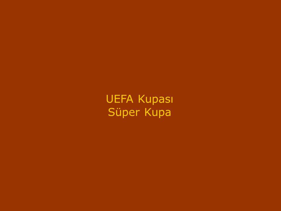 UEFA Kupası Süper Kupa