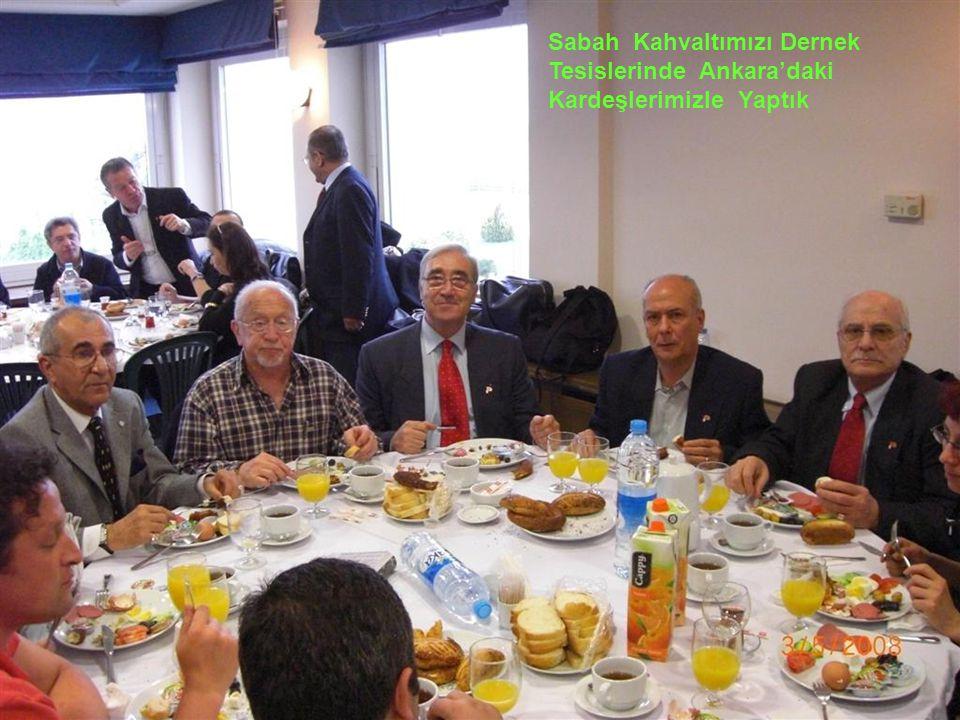 Ankara'ya Gitmişken Ankara Derneğimizin Güzel Tesislerini de Ziyaret Ettik