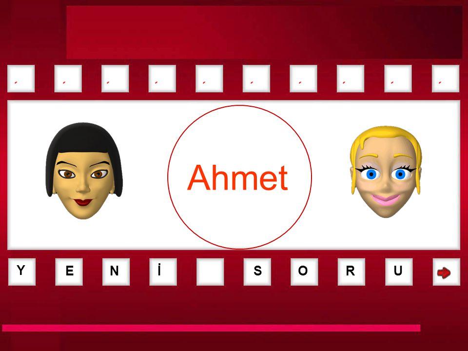 Hangisinde …… yazıyor AhmetAhsen