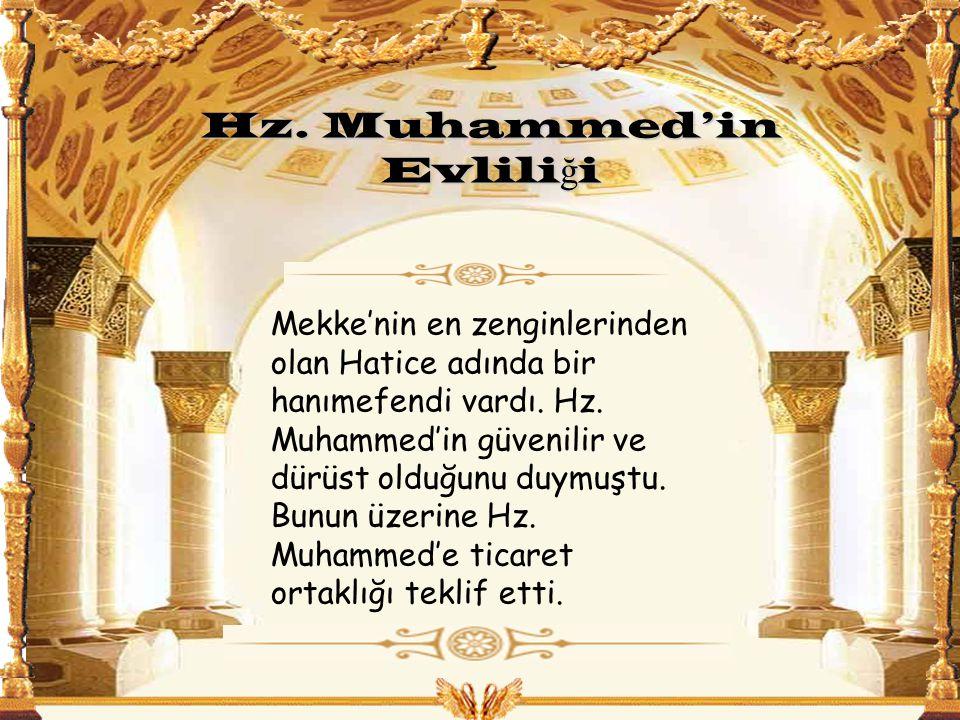 SORULARI CEVAPLAYALIM Hz.Muhammed'e güvenilirliğinden dolayı verilen lakap hangisidir.