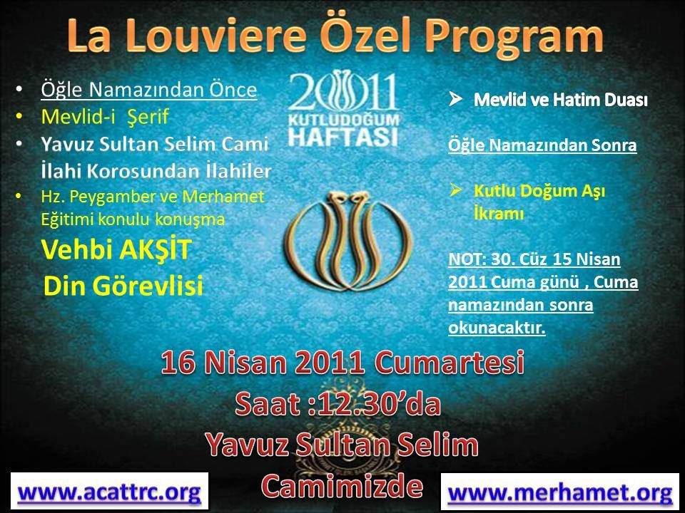 HAZIRLAYAN : VEHBİ AKŞİT 16.04.2011 www.vehbiaksit.net
