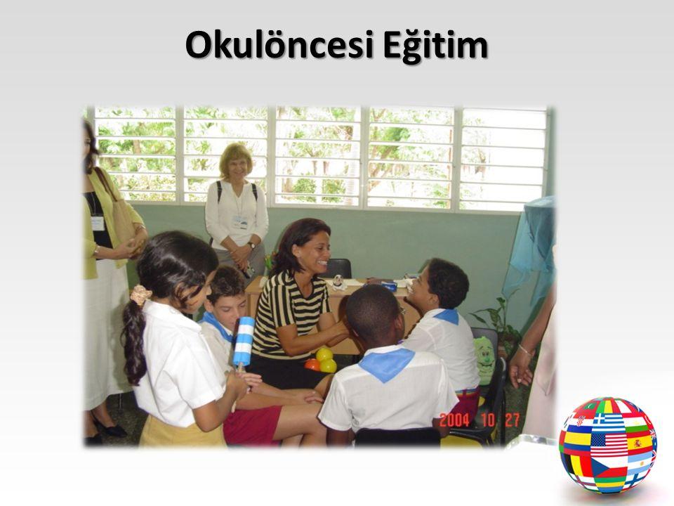 Okulöncesi Eğitim
