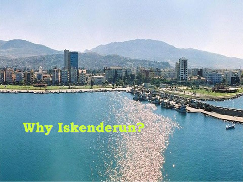  The city is one of Turkey s largest ports on the Mediterranean.
