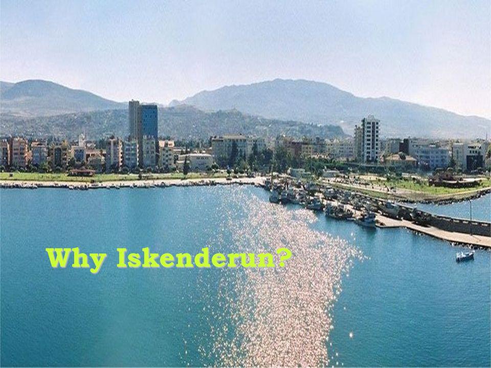 Why Iskenderun
