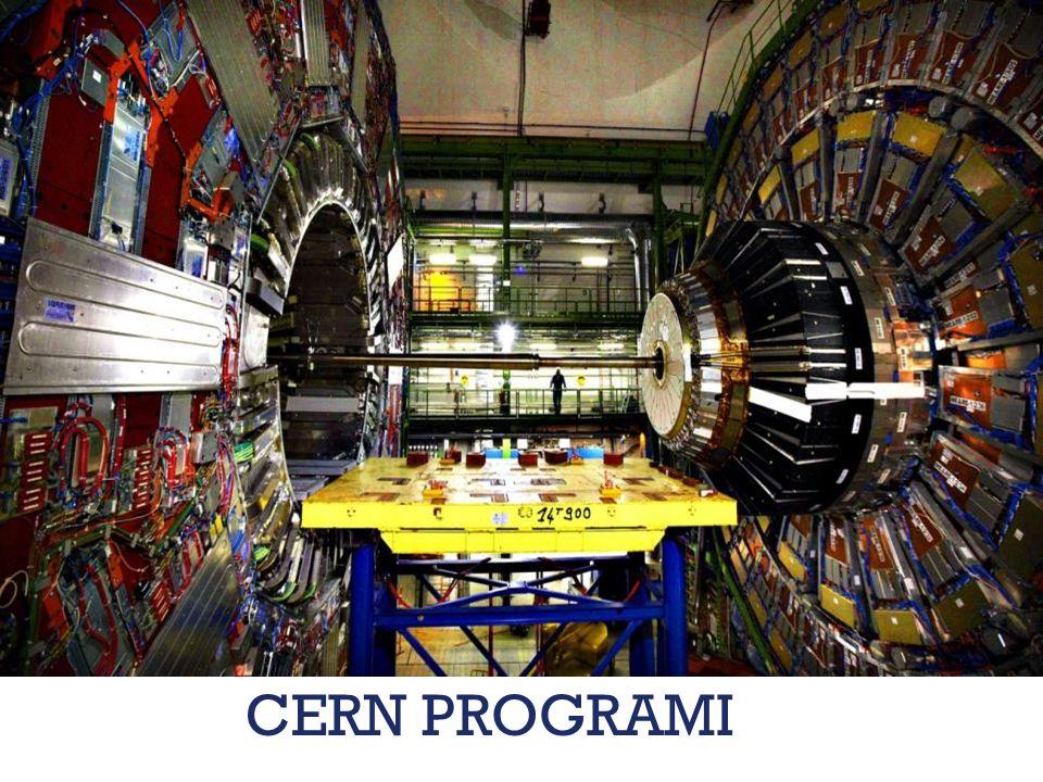 CERN PROGRAMI