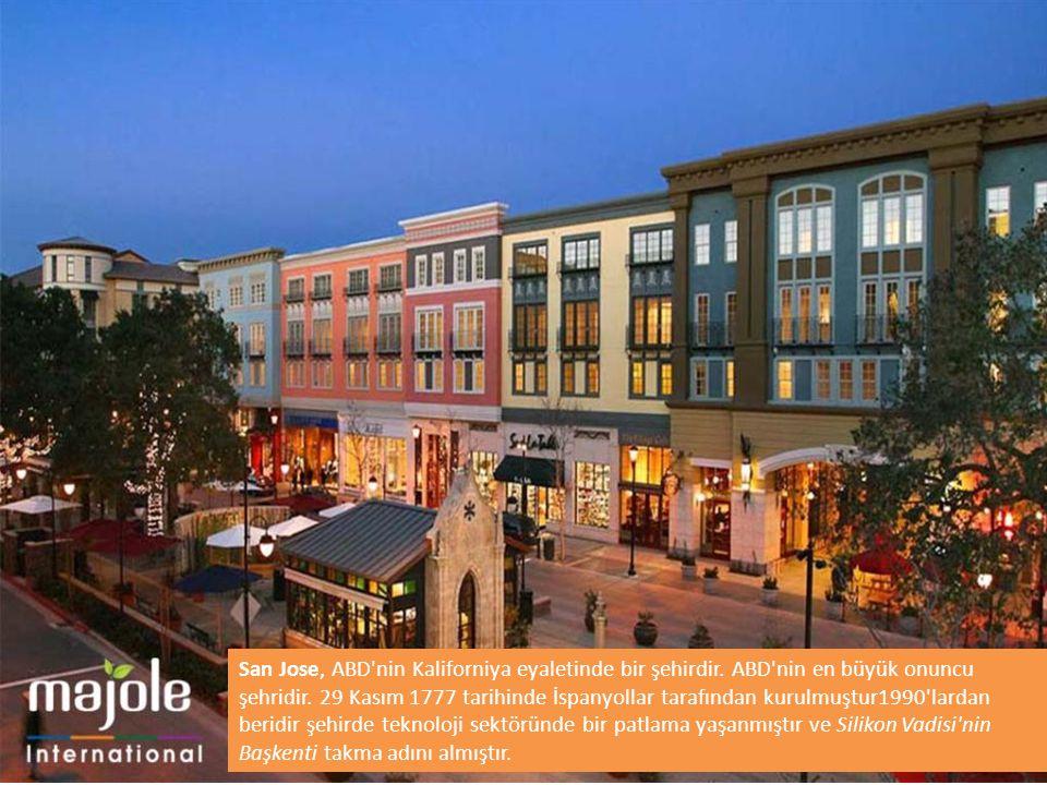 San Jose, ABD'nin Kaliforniya eyaletinde bir şehirdir. ABD'nin en büyük onuncu şehridir. 29 Kasım 1777 tarihinde İspanyollar tarafından kurulmuştur199