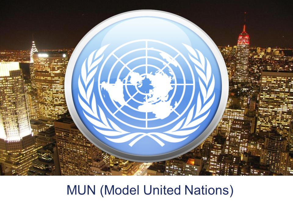MUN (Model United Nations)
