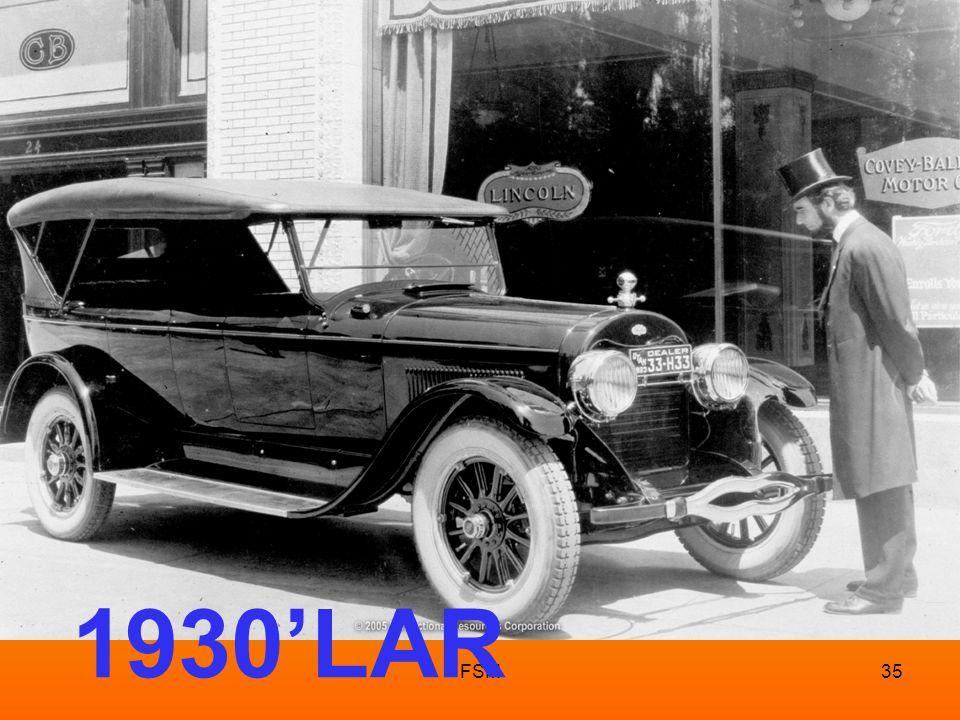 FSM34 1920'LER