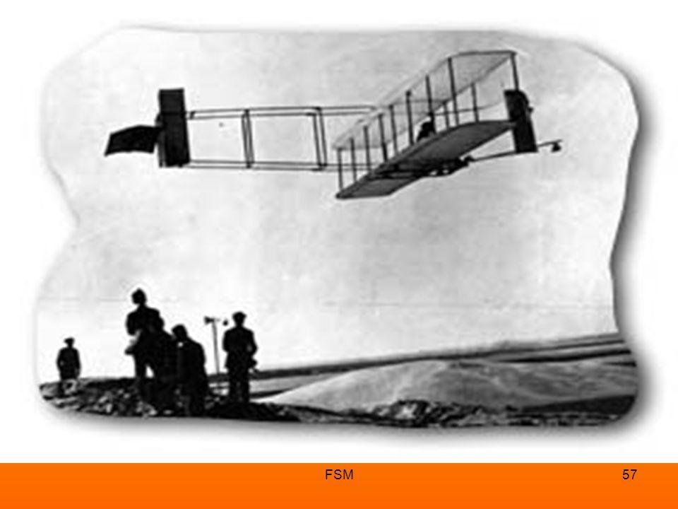 FSM56 İnsanlar çok eskiden beri havacılığa ilgi duymuşlar, uçmayı amaçlamışlardır. İlk uçak yapım çalışmalarını Roger Bacon başlattı. Sonra Leonardo d