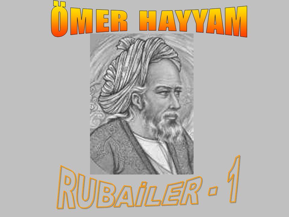 Asıl adı Giyaseddin Ebu'l Feth Bin İbrahim El Hayyam'dır.18 Mayıs 1048'de İran'ın Nişabur kentinde doğan Ömer Hayyam bir çadırcının oğluydu.