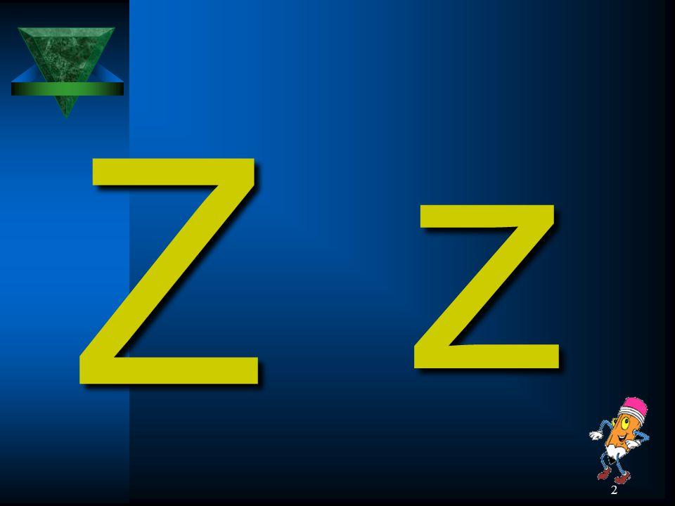 2 Z z