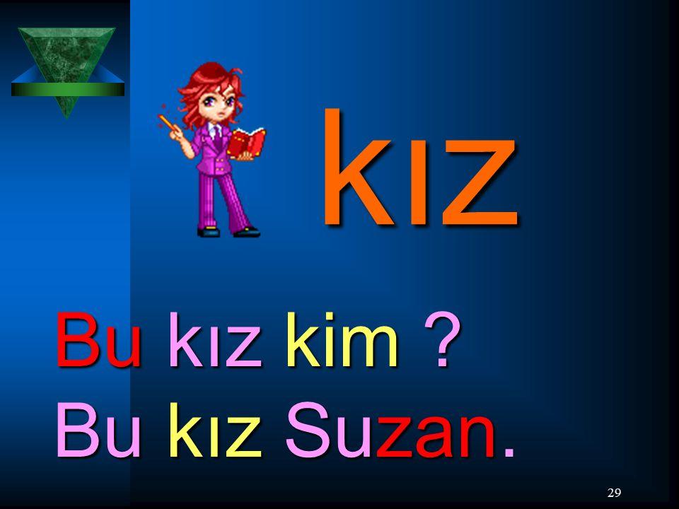 29 kız Bu kız kim ? Bu kız Suzan Bu kız kim ? Bu kız Suzan.