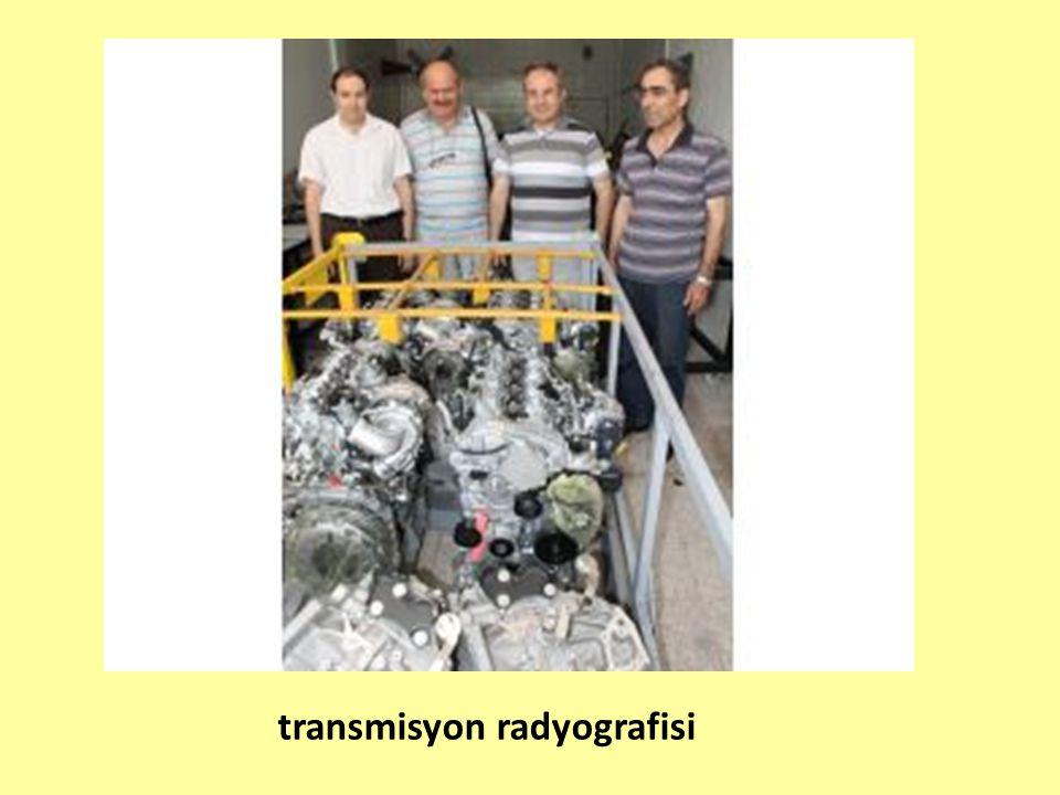 transmisyon radyografisi