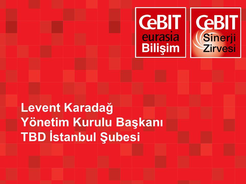 Levent Karadağ Yönetim Kurulu Başkanı TBD İstanbul Şubesi