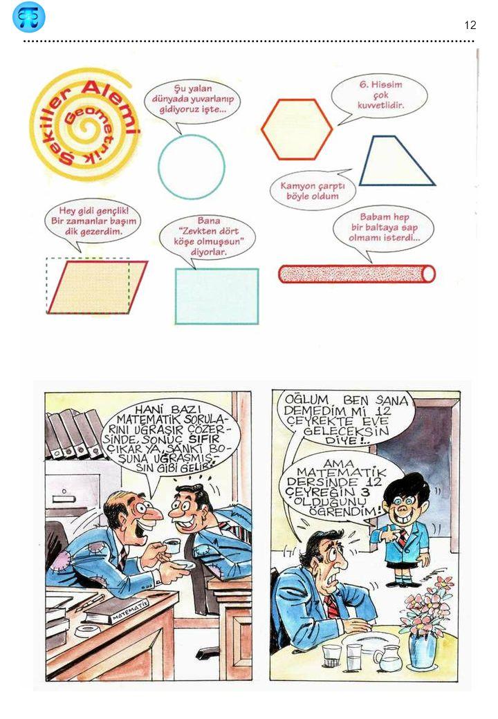 13 Matematikten kaçanı hoca ağlatmaz denklemler ağlatırdı Bir Matematikçinin Tatili