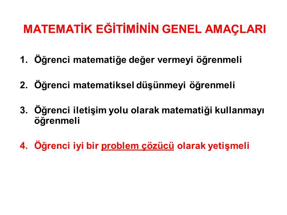 A.PROBLEMİ ANLAMA A2. Problemi özet olarak yazma (Kısımlara ayırma):  Örnek(4.
