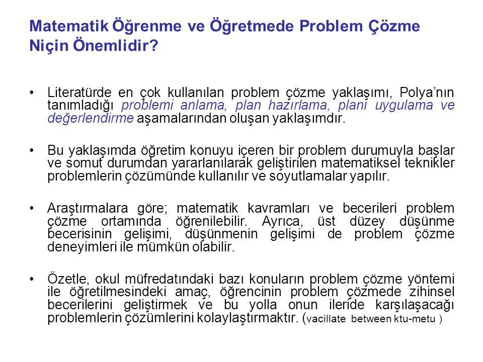 Örnek:  Örn.: Türkiye liginde 18 takım vardır.