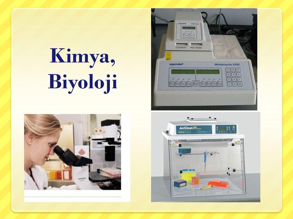 Kimya, Biyoloji