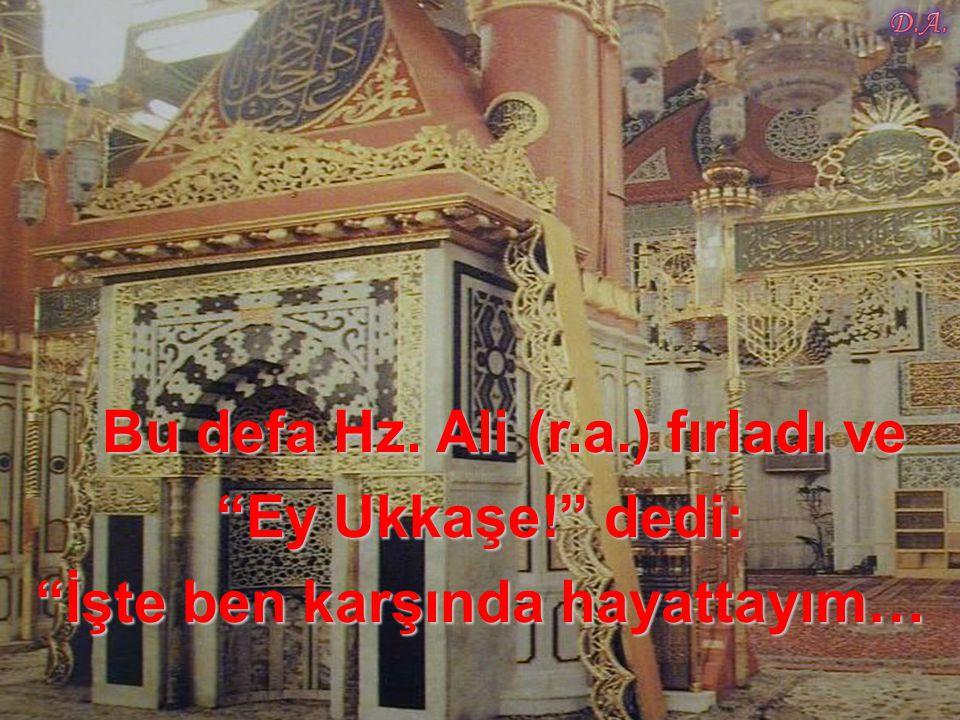 """Şüphesiz ki Yüce Allah (c.c.) sizin bu iyi niyetinizi mükafatsız bırakmayacaktır"""" dedi."""