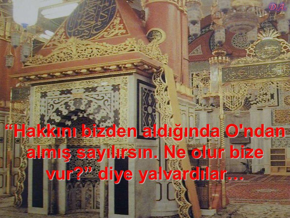 """Hz. Hasan ile Hz. Hüseyin: """"Ey Ukkaşe, biliyorsun ki biz Allah Resulünün torunlarıyız""""… Hz. Hasan ile Hz. Hüseyin: """"Ey Ukkaşe, biliyorsun ki biz Allah"""