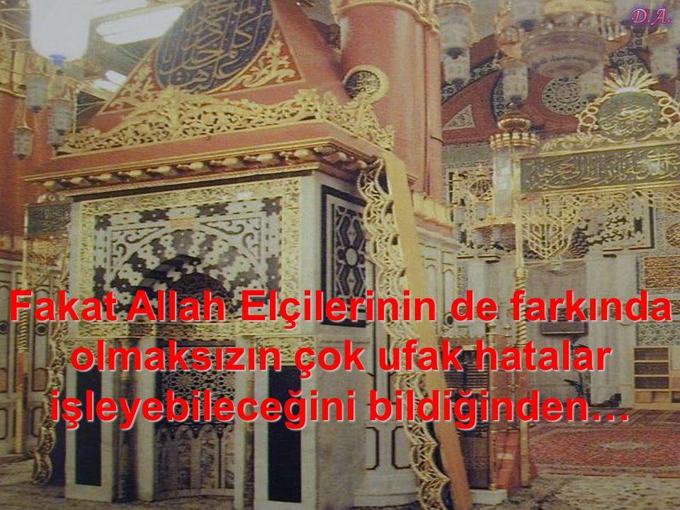 Hz.Hasan ile Hz. Hüseyin: Ey Ukkaşe, biliyorsun ki biz Allah Resulünün torunlarıyız … Hz.