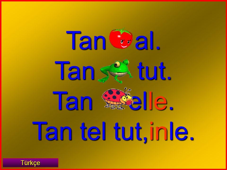 Tan Türkçe