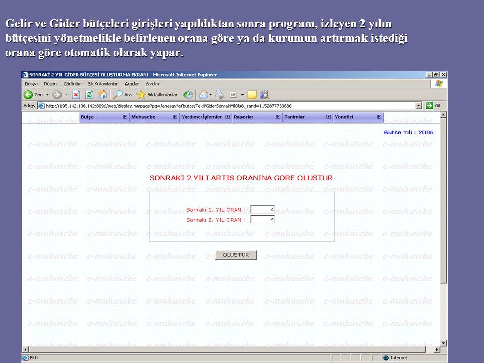 5018 sayılı Kamu Mali Yönetimi ve Kontrol Kanununa göre düzenlenen açılış bilançosu fişi:
