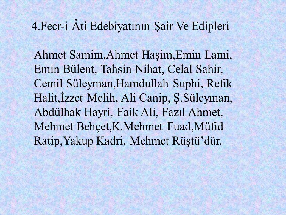 14. Kullandıkları dil Arapça ve Farsça kaidelerle dayandığı için verilen eserlerin anlaşılması güçtür. 15. Dilin sadeleşmesine ilgisiz kalmışlardır. 1