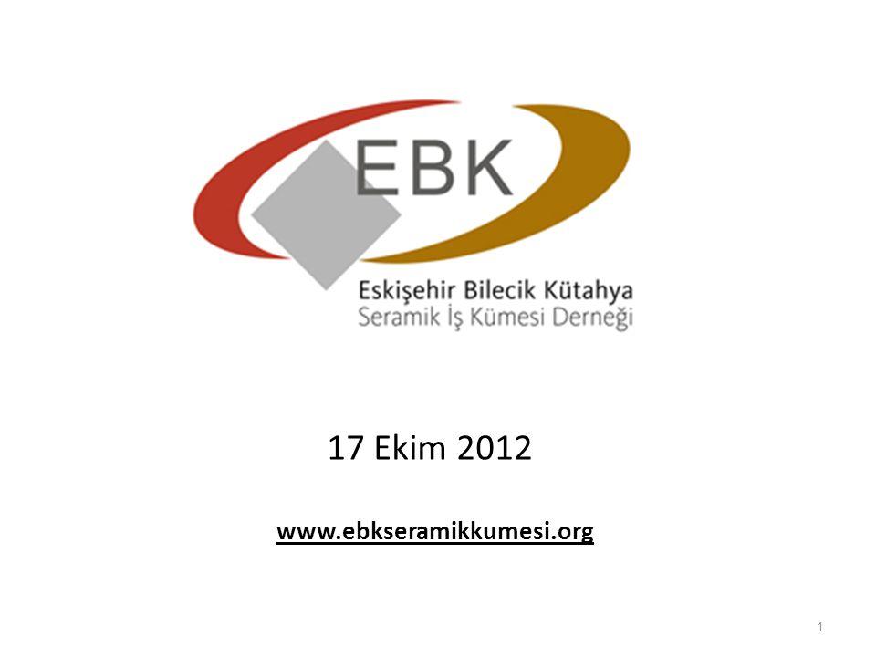 17 Ekim 2012 www.ebkseramikkumesi.org 1