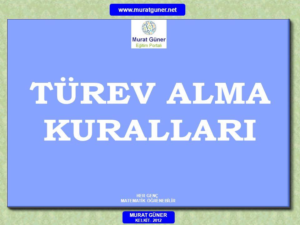 ÖRNEK www.muratguner.net