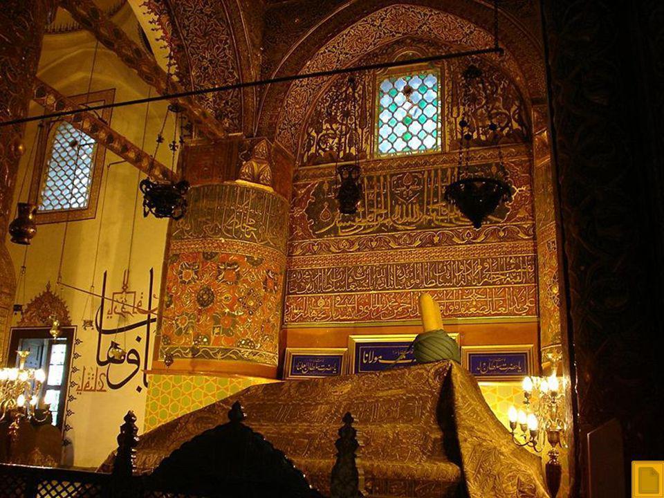  Dergâh müzeye dönüşünceye kadar, sema nın yapıldığı yerdir.